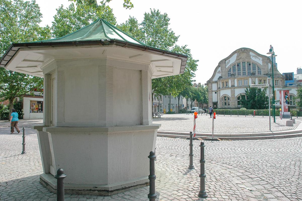 Kantplatz 2004